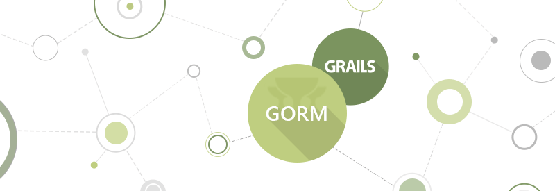 Grails, gorm technologies